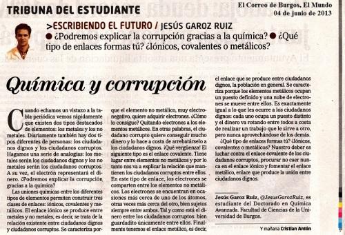 17. 04062013 Química y corrupción